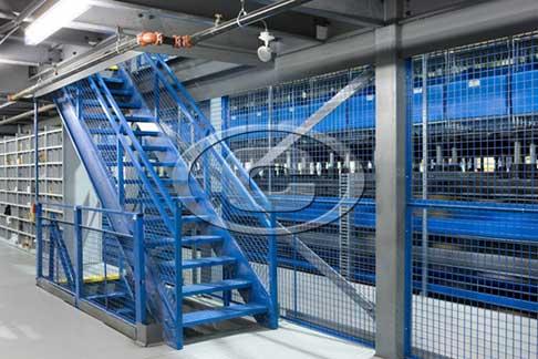 Mezzanines   Efficiency Systems